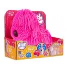 Jiggly Pets 寵物狗玩具 音樂狗 粉色