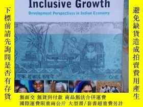 二手書博民逛書店inclusive罕見growth包容性增長Y204047