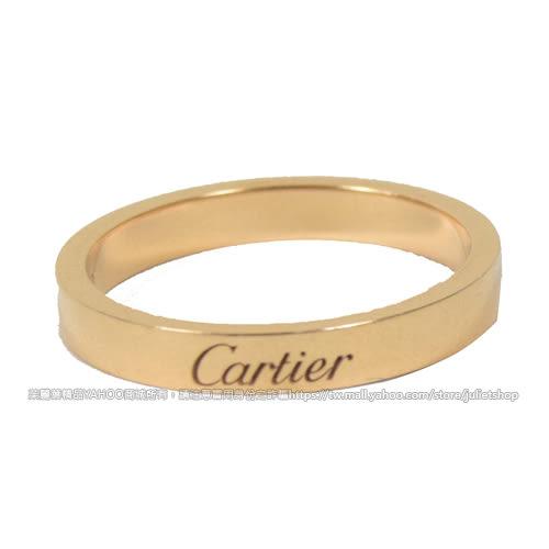 茱麗葉精品 二手精品【9.5成新】 Cartier 卡帝亞 時尚經典戒指 情人必備款