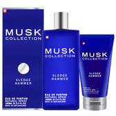 【MUSK Collection】瑞士 經典 藍麝香 100ml 搭贈 沐浴膠 150ml