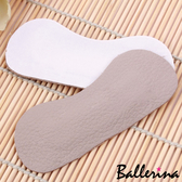Ballerina-牛皮加厚乳膠防掉腳後腫貼(1對入)