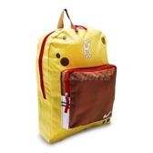 Nike 後背包 Classic Kyrie Spongebob 黃 棕 男女款 兒童款 海綿寶寶 【PUMP306】 CN2219-731