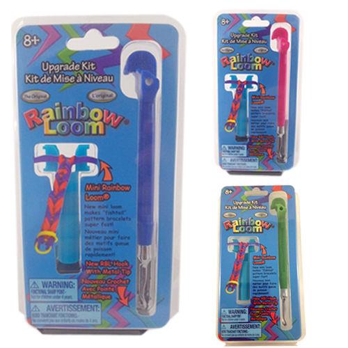 【美國 Rainbow Loom】金屬編織鉤棒組 ( 共有三色 )