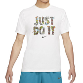 Nike SSNL Just Do It Tee 男 白 JDI 短袖上衣 DD0802-100
