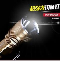 [協貿國際]  戶外超亮白光釣魚燈夜釣led燈