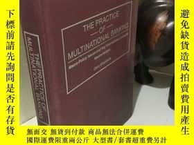 二手書博民逛書店The罕見Practice of Multinational B