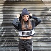 Puma Urban Hoodie 短版 帽T 女裝 基本款 連帽長袖上衣