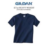 GILDAN 吉爾登美國棉素T 經典圓領短T