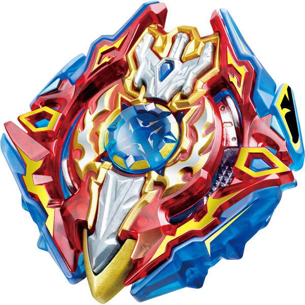 戰鬥陀螺  BURST#92 無雙聖劍 (攻擊型) 附發射器 爆烈世代 原廠公司貨 TAKARA TOMY