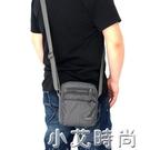 男裝新款男士包包單肩包運動小男包潮防水牛津布斜挎包帆布背包土【小艾新品】