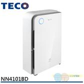 *元元家電館*TECO 東元 高效負離子空氣清淨機 NN4101BD