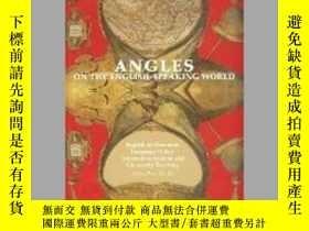 二手書博民逛書店Angles罕見on the English Speaking World: English in Denmark