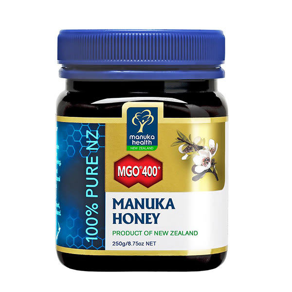 【蜜紐康manuka health】麥蘆卡蜂蜜 MGO™400+ 500g