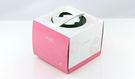 粉色 6吋蛋糕盒 附底托 外帶提盒 烘焙...