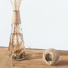 手工材料麻繩 麻線 復古裝飾 麻繩子 DIY 編織繩 麻類 捆綁繩【M102-1】米菈生活館