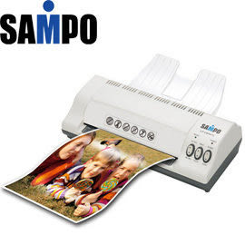 [福利資訊 ]SAMPO 聲寶 LY-U6A41L 冷熱雙功A4護貝機(威勁)