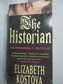 【書寶二手書T1/原文小說_LJG】The Historian_Kostova, Elizabeth