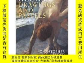 二手書博民逛書店Edgar罕見Degas: Drawings and Paste