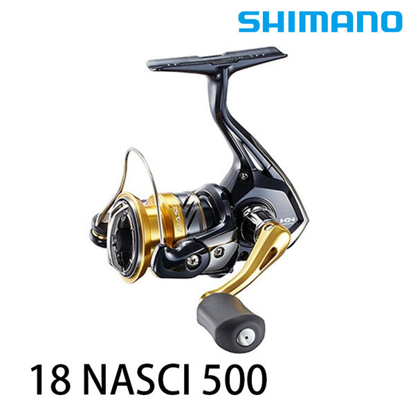 漁拓釣具 SHIMANO 18 NASCI 500 (紡車捲線器)