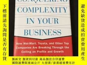 二手書博民逛書店conquering罕見complexity in your businessY13255