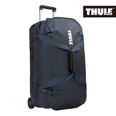 THULE 都樂-Subterra Luggage 28吋 75L行李箱TSR-375(忠欣公司貨)-礦藍