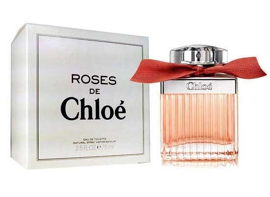 Chloe Roses 玫瑰女性淡香水 75ml (TEST包裝-有瓶蓋及外盒)【七三七香水精品坊】