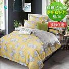 【Novaya】40支銀離子天絲雙人床包兩用被四件組(20款任選)