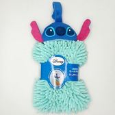 日本 OKA Disney 迪士尼 史迪奇造型 速乾擦手巾(可掛式)(4026)   -超級BABY