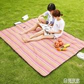 防水加厚野餐墊布露營春游戶外沙灘墊子草坪便攜防潮地墊超輕野炊