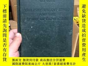 二手書博民逛書店The罕見Protestant ethic and the spirit of capitalismY3673