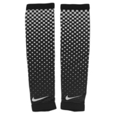 Nike Dri-Fit Sleeves [NRS97001LX] 女 運動 健身 跑步 防曬 反光 輕量 臂套 黑灰