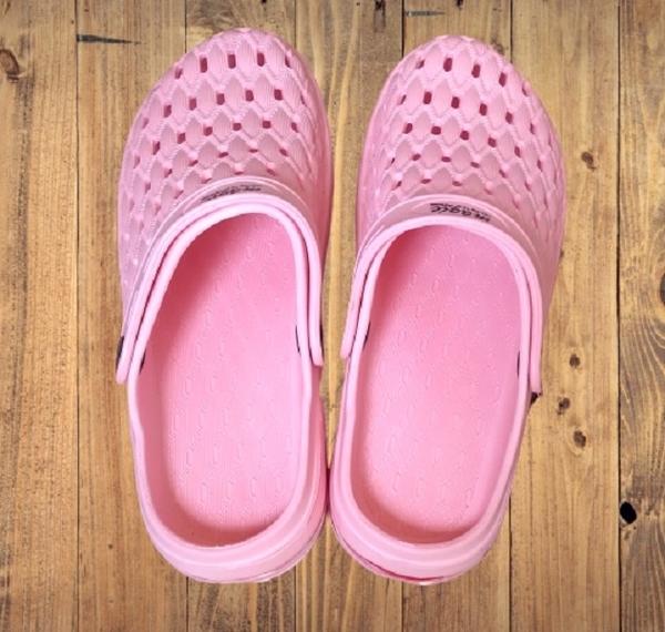 (e鞋院)氣墊園丁鞋/布希鞋-女