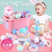 嬰兒禮盒玩具套裝滿月禮物用品初生大禮包剛出生送禮夏 YXS 完美情人精品館