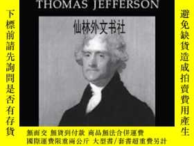 二手書博民逛書店【罕見】1995年出版 The Constitutional Thought Of Thomas Jefferso