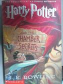 【書寶二手書T6/原文小說_OTB】Harry Potter And the Chamber of Secrets