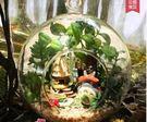 智趣屋diy玻璃球小屋模型玩具微景觀宮崎...
