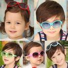 *甜蜜蜜親子童裝*韓版《水晶花朵款》造型太陽眼鏡#143