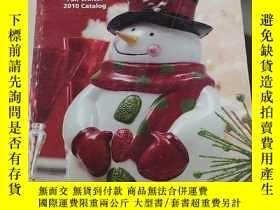 二手書博民逛書店FALL罕見WINTER 2010 CATALOG:2010秋冬目錄Y212829