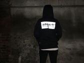 IMPACT Adidas Fleece Hoodie 連帽外套 黑 3M反光 三葉草 男女可穿 百搭 BR6337