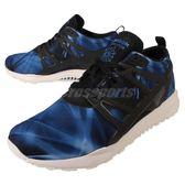 【六折特賣】Reebok 休閒鞋 Ventilator Adapt Graphic 藍 黑 基本款 運動鞋 男鞋【PUMP306】 V69416