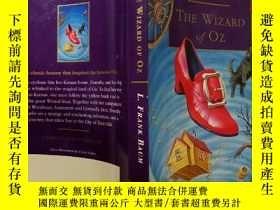 二手書博民逛書店THE罕見WIZARD OF OZ:綠野仙蹤Y200392