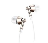 【超人百貨L】2Z559 1MORE H-1M301好聲音入耳式耳機-金 H-1M301金