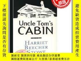 二手書博民逛書店湯姆叔叔的小屋罕見英文原版經典Uncle Tom's Cabin