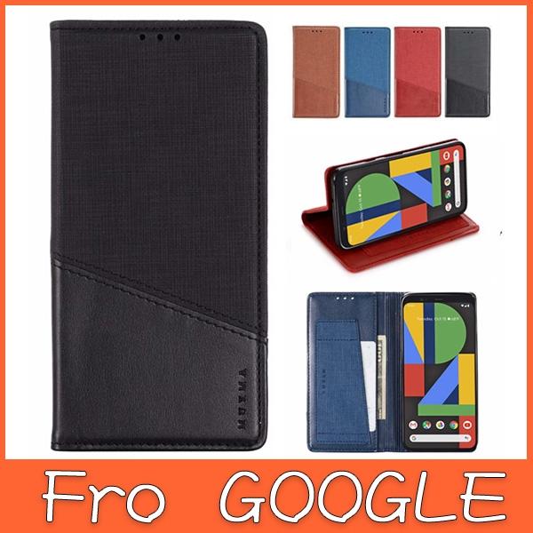 GOOGLE Pixel 4a 5G Pixel 4a 4G MX109磁吸款 手機皮套 插卡 支架 掀蓋殼 保護套 皮套