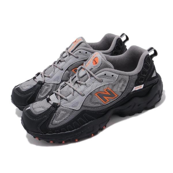 New Balance 慢跑鞋 NB 703 灰 黑 男鞋 運動鞋 越野 Trail 【PUMP306】 ML703BAD