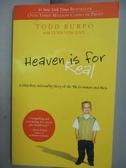 【書寶二手書T9/原文小說_KCU】Heaven is for Real: A Little Boy's Astound