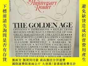 二手書博民逛書店The罕見Golden Age:The Saturday Rev
