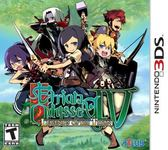 3DS Etrian Odyssey IV: Legends of the Titan 世界樹的迷宮 4:傳承的巨神(美版代購)