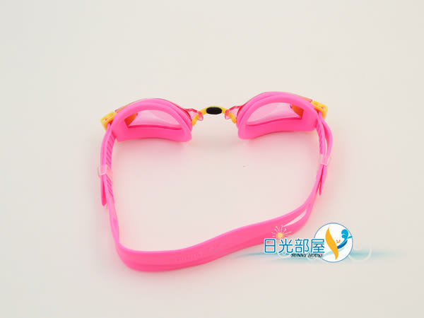 *日光部屋* arena (公司貨)/AGG-360J-PNK 6~12歲/兒童泳鏡