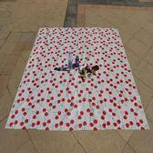 【全館】現折200一次性桌布餐桌野餐墊戶外野炊營沙灘地墊中秋佳節